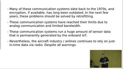 IoT in der Luftfahrt
