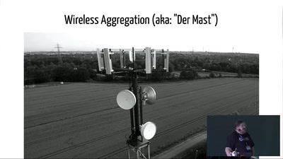Wir bauen uns einen (Wireless) ISP