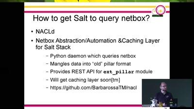 Open Source SDN - Mit SaltStack und Netbox zum automatisierten Netzwerk