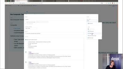 DMX: Grafische Modellierung vernetzter Informationen für kollaboratives Wissensmanagement