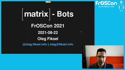 Matrix - Bots