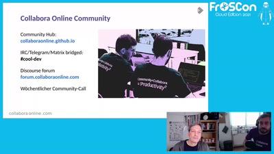 EGroupware und Collabora Online in der Praxis