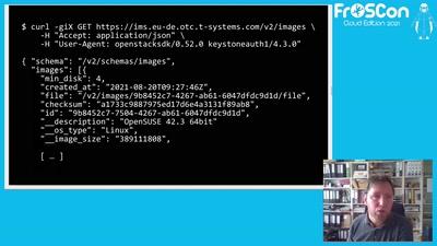 Werkzeuge, um eine OpenStack-Cloud zu verwalten