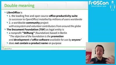 LibreOffice: What's new? Where are we going?