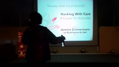 Hacking with Care