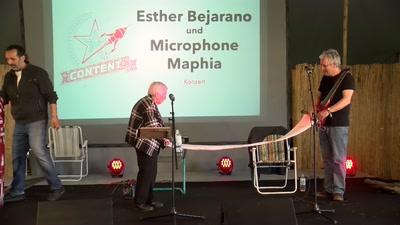 Esther Bejarano und Microphone Mafia