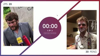 ZPS vs. peng: Dreikampf der Kommunikationsguerrilla