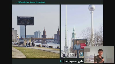 Berlin Werbefrei - No advertisement in public spaces!