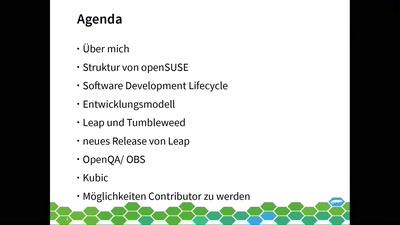 Das openSUSE-Projekt