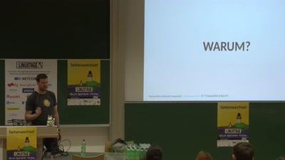 YellowOSM - das freie Gewerbeverzeichnis auf OpenStreetMap-Basis