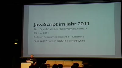 Modernes JavaScript