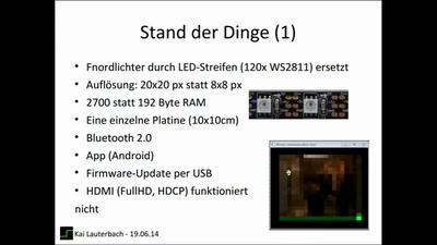 Standalone FPGA-Ambilight