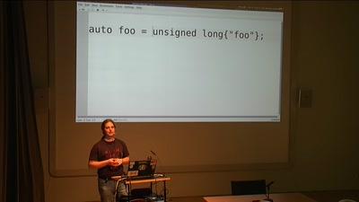 Modernes C++