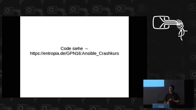 Ansible Crashkurs