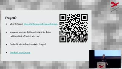 Die manpages.debian.org-Modernisierung