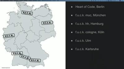 F.U.C.K. Germany - FLTI* und Computer Kram