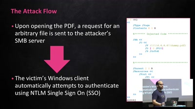 BADPDF – Stealing Windows Credentials via PDF Files