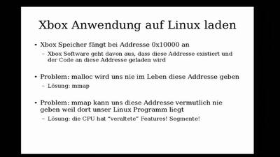 Einführung in Emulation / x86 Tricks