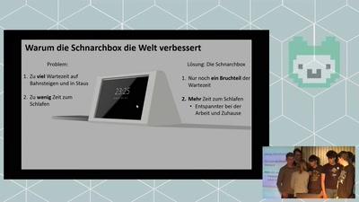 Schnarchbox