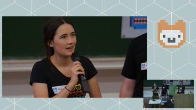 Jugend hackt Nord Abschlußpräsentation 2016