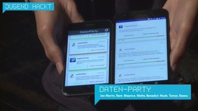 Daten-Party