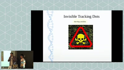 InvisibleTrackingDots
