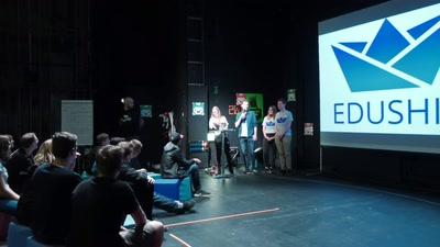 Lightning Talk: Eduship – Bock auf mehr Hackathons