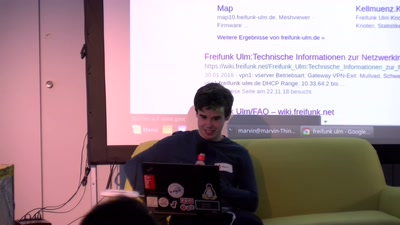 Lightning Talk: Freifunk