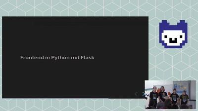 Jugend hackt Köln 2019 Abschlusspräsentation