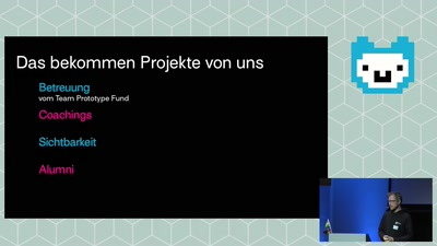 Money for FOSS - So wirkt der Prototype Fund