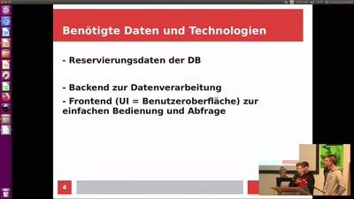 Abschlussveranstaltung Jugend Hackt Ulm 2019