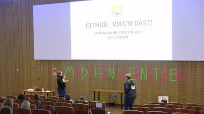 Github - Was'n das?!