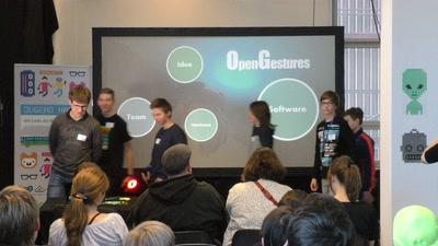 OpenGestures