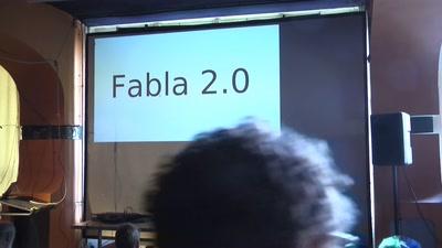 OpenAV on Fabla2