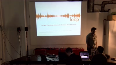 loop - Open educational instruments made in pure data