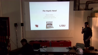 The Haptic Hand
