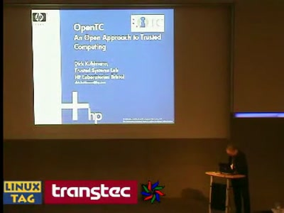 OpenTC: An Open Approach to Trusted Virtualization