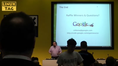 Keynote: Google and Open Source