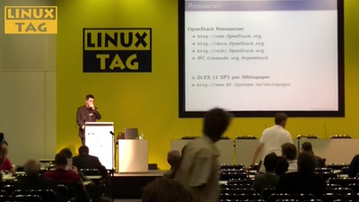 Enterprise Cloud-Lösung  - OpenStack in der Praxis