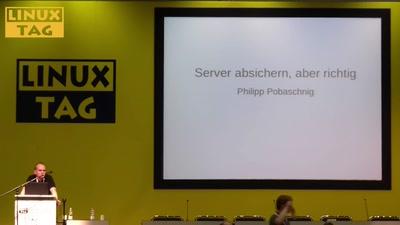 Server absichern, aber richtig!