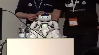 How Aldebaran Robotics is using Linux on their NAO robot