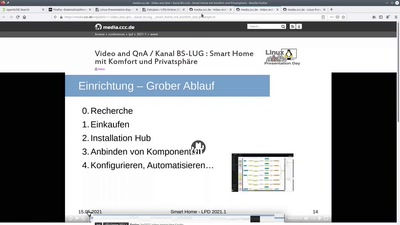 Video and QnA / Kanal LUG-VS : KDE Desktop Dateimanager - Dolphin
