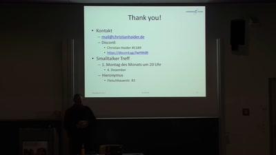 Smalltalk – geliebte vergessene Programmiersprache