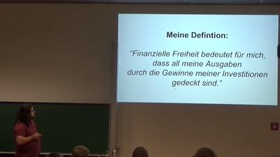 Finanzielle Freiheit für Noobs