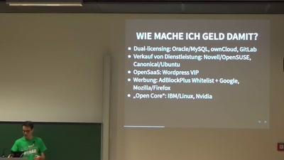 Open Source und freie Lizenzen