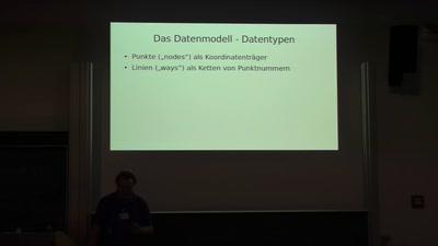 OpenStreetMap - Daten nutzen