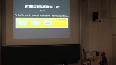 Lightning Talk: Integration in 600 Sekunden
