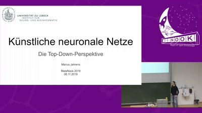 Entwicklung künstlicher neuronaler Netze