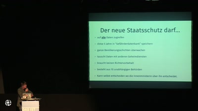 G'schichten aus Österreich: Über den Kampf gegen Massen-Überwachung