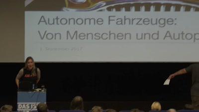 Autonome Fahrzeuge: Von Menschen und Autopiloten